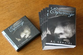 My book, in the paperback and book-on-cd forms.