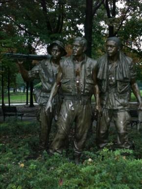 3 Service Men