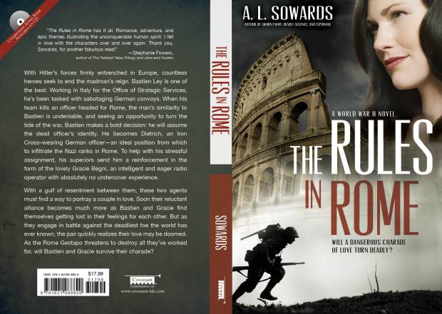 Rules in Rome COVER