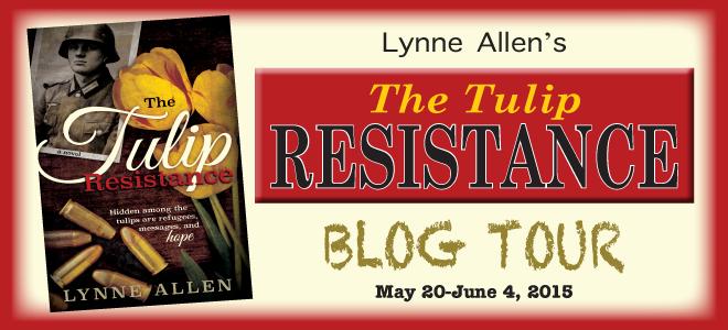 Tulip Resistance blog tour