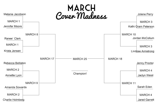March Cover Madness bracket