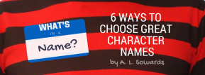 Whats In A Name by A.L. Sowards