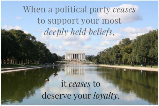 political loyalty