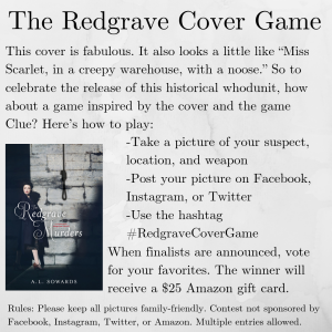 Redgrave Cover Game 2